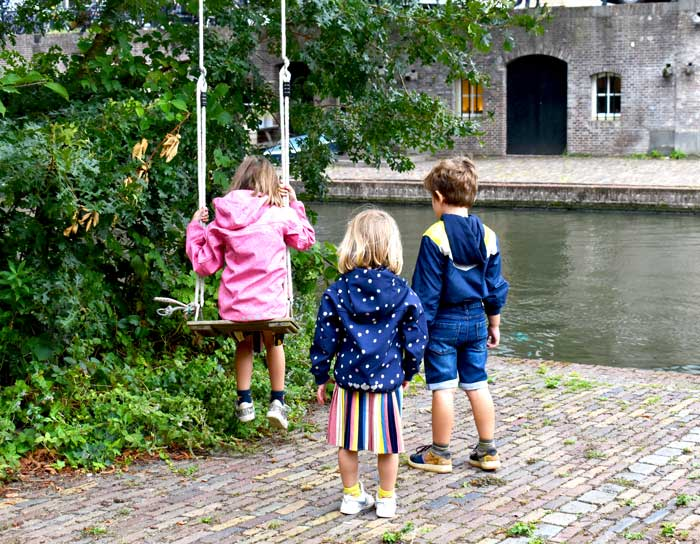 utrecht with kids