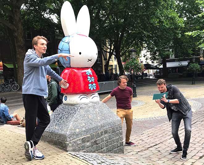 friends outing Utrecht