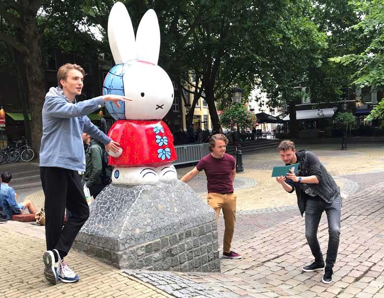 Fun activitiy in Utrecht with friends