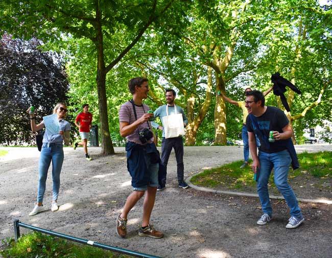outdoor activity for friends in Utrecht
